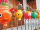 The Idea Of Recycling Plastic Bottles To Make Beautiful Pig Face-Shaped Flower Pots