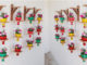 Creative Hanging Garden Ideas, Recycling Beautiful Plastic Wall And Wood Gardening Walls (4)