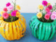 Great With Lantern Flower Pots Made From Waste Plastic Bottles