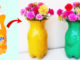 Recycle Plastic Bottles To Make Beautiful Flower Pots