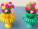 Creative Flower Pot Ideas, Beautiful Flower Pots From Recycled Plastic Bottles