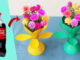 Awesome Flower Pot Idea, Beautiful Flower Pot From Recycled Plastic Bottle