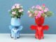 Awesome Flower Pot Ideas _ Recycle A Plastic Bottle To Make A Beautiful Elephant Flower Pot