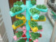 Recycling Plastic Bottle For Hanging Garden