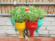 Awesome automatic watering hanging garden ideas