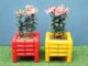 Creative plant pots from old plastic bottles, Great flower pot ideas
